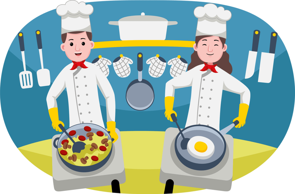 Illustration Chefs